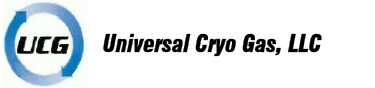 Universal Cryo Gas Home Page:  On-site Producer / Supplier of Industrial Gas Products - Nitrogen, Oxygen and Argon